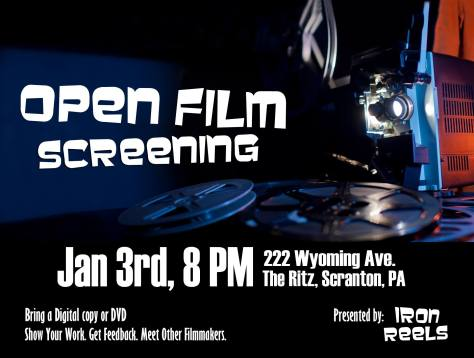 Open Film Screening