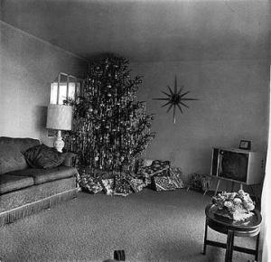 Diane Arbus Christmas Tree