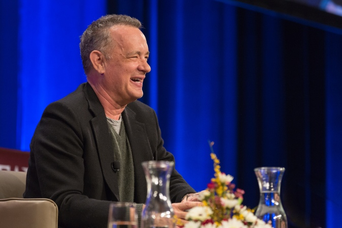 Tom Hanks at Lafayette College