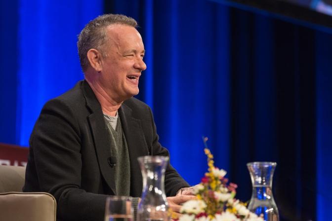 Tom Hanks at Lafayette College