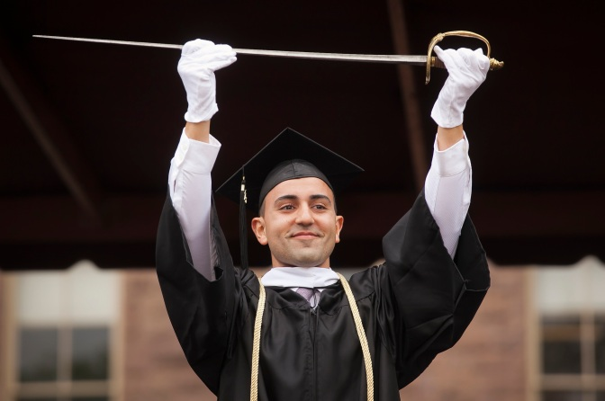 Lafayette College's 2016 Commencement Video
